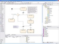 EA UML Diagrams