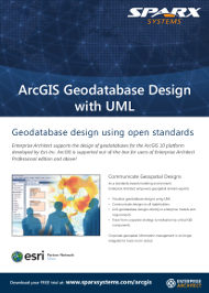 Conception de Géodatabase ArcGIS
