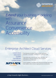 Service Cloud d'Enterprise Architect