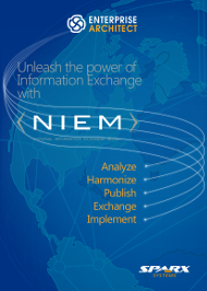 National Information Exchange Model (NIEM) avec Enterprise Architect