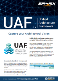Unified Architecture Framework (UAF) 1.0
